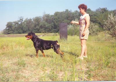 Siroccó Rita 1992